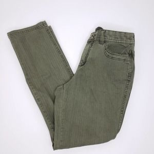 Womens Relaxed Fit Straight High-Rise Jeans